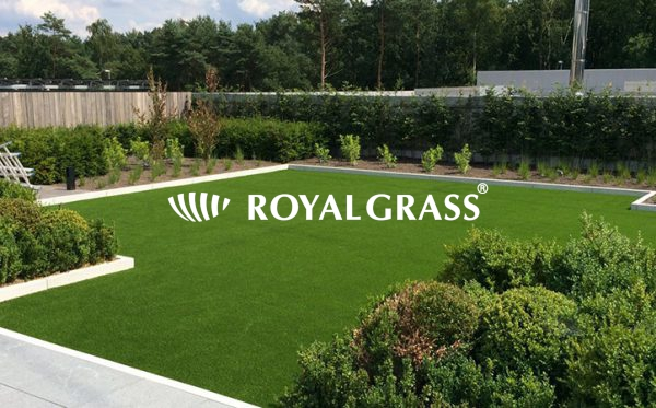 Project: Daktuin met Royal Grass Deluxe te Herentals