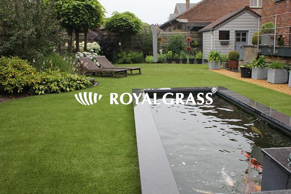 Project: Royal Grass® kunstgras Velvet te Londerzeel