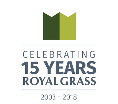 Royal Grass® 15 jaar