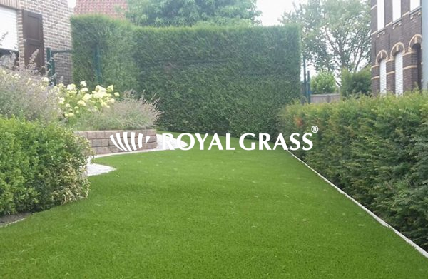 Project: Voortuin met Royal Grass® Silk 35